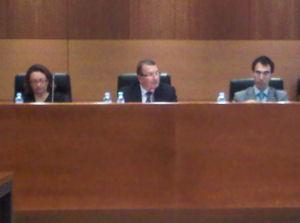 Villaverde celebró el último Pleno ordinario de la legislatura