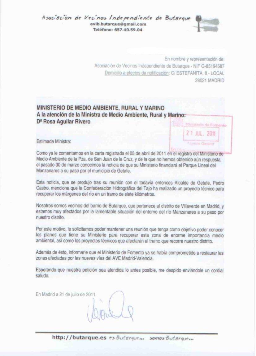 20110721_Carta_Ministra_Medio_Ambiente_Parque_Lineal.jpg