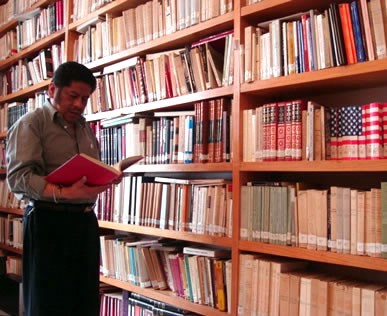 Nuestra propia Biblioteca