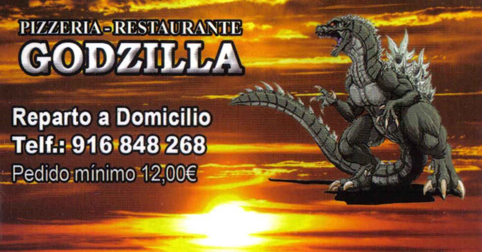 Pizzeria Godzilla