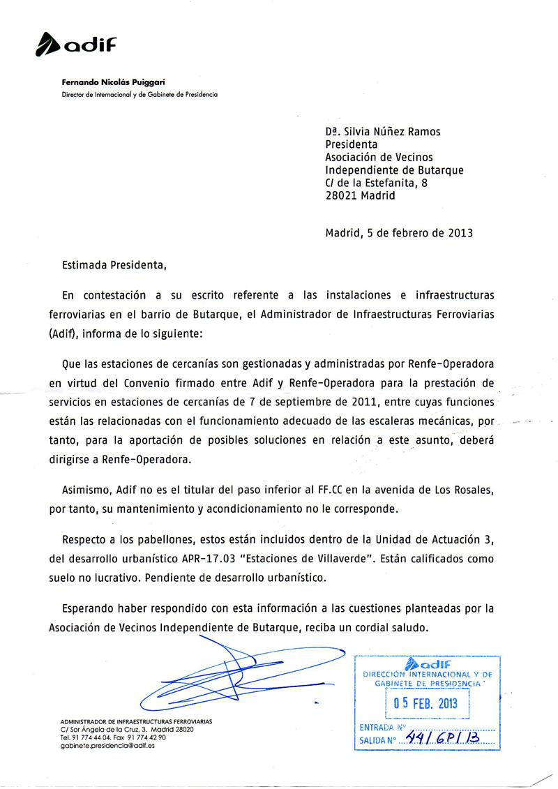 ADIF responde con evasivas a la petición de dar un uso vecinal a los pabellones de RENFE