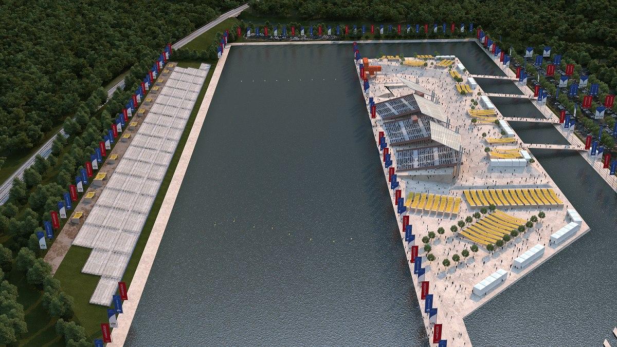 Las administraciones tienen previsto gastar 191 millones en construir el Centro de Regatas para Madrid 2020