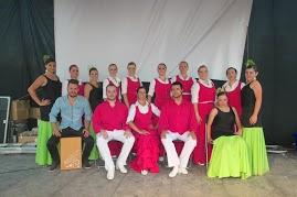 Grupo flamenco