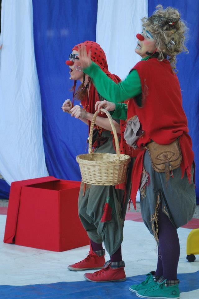 Papaluna teatro en el #TitiriVerde