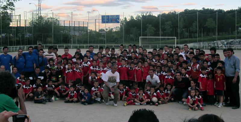 torneo de futbol sala 2013