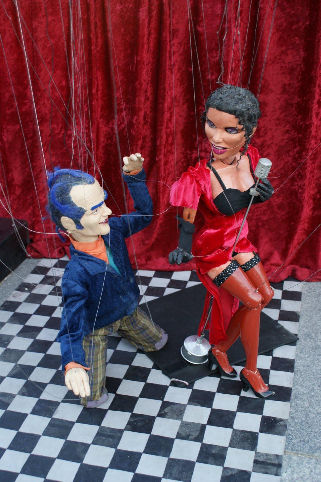 Periplo Marionetas en el #TitiriVerde