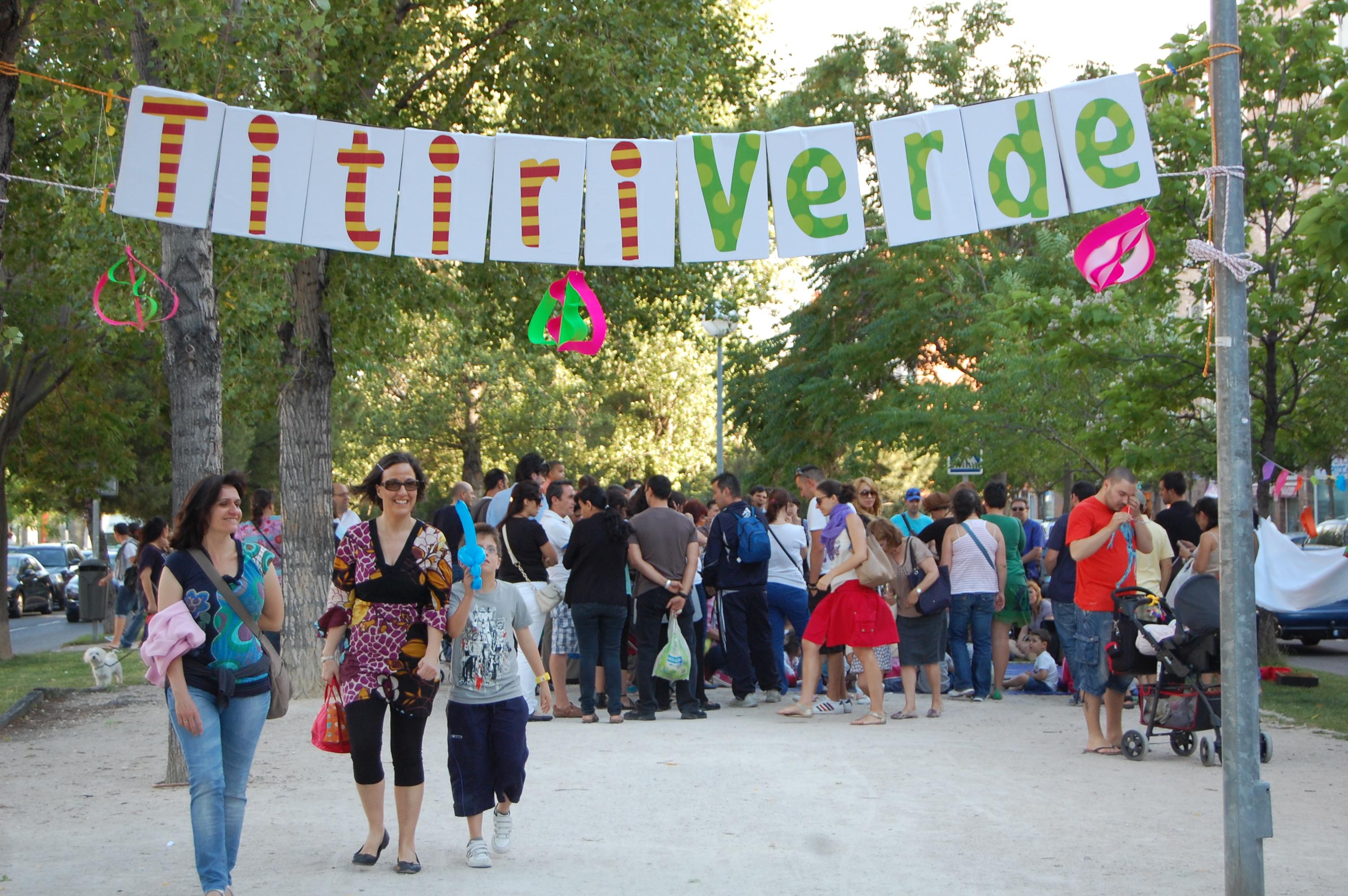 Participación y diversión en las segundas fiestas populares