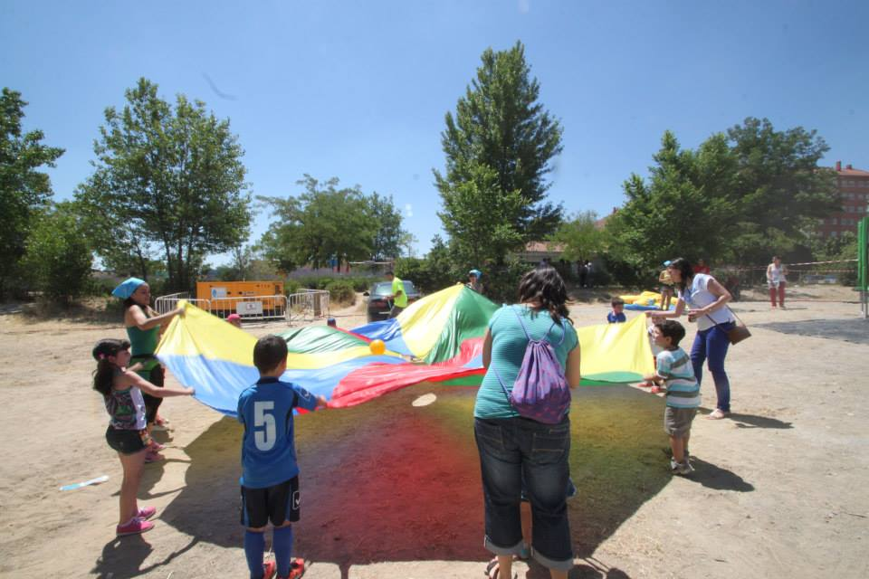 Actividades infantiles de Chichopark
