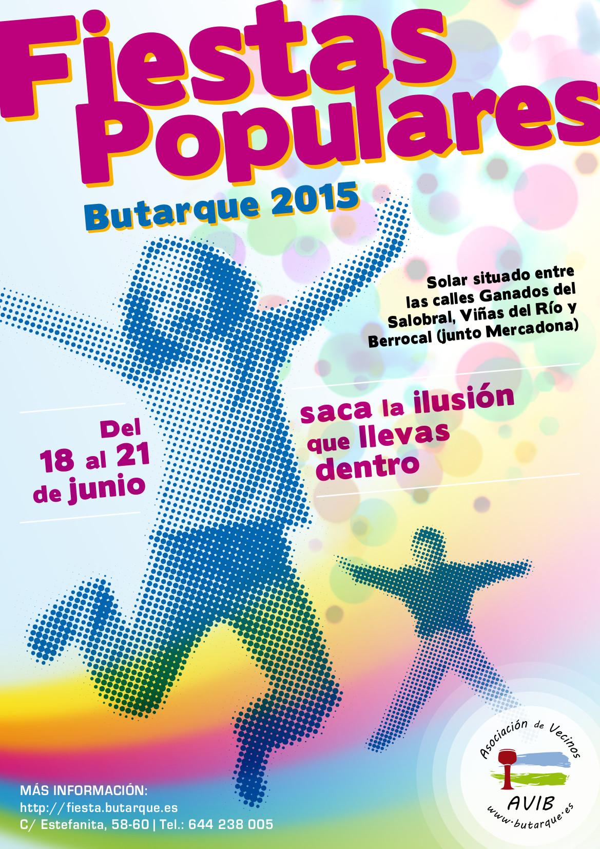 Ya están en marcha las Fiestas Populares de Butarque 2015