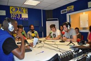 Programa de Radio Juvenil, a cargo de OMC RADIO