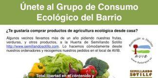 grupo de consumo ecológico