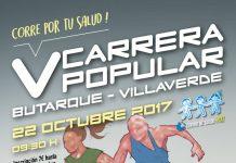 Abiertas las inscripciones de la V Carrera Popular de Butarque - Villaverde