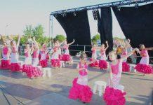 Exhibición de Danza Española Juan de la Cierva