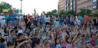 Actividades y talleres en las fiestas de Butarque 2016