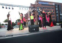 Actuación Escuela de Danza española Chichopark