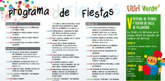programacion fiestas butarque 2016
