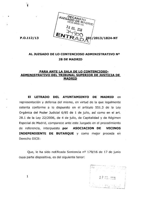 El Ayuntamiento y la empresa recurren la sentencia de la gasolinera