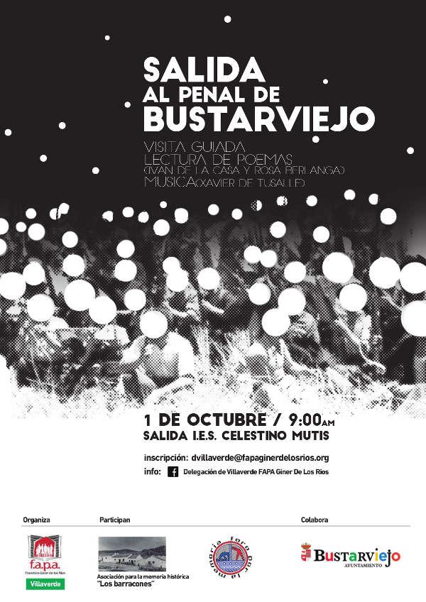 La delegación de la FAPA de Villaverde organiza una visita al penal de Bustarviejo