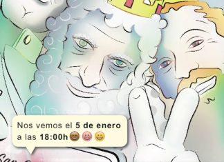 Vídeo promocional de la Cabalgata Popular de Villaverde 2017