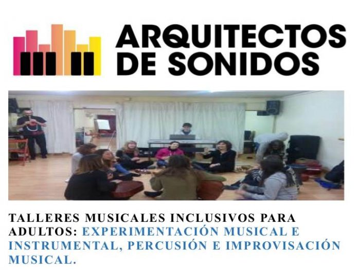 Talleres musicales inclusivos para adultos
