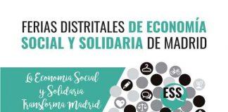 Feria de Economía Social y Solidaria en Villaverde