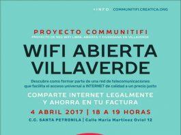 Presentación del proyecto Wifi abierta Villaverde