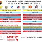 Torneo de fútbol Fiestas de Butarque 2017