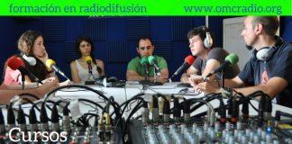 Cartel Informativo Cursos de Radio