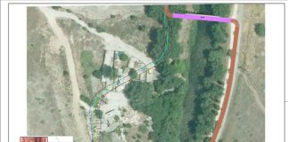 obras Parque Lineal del Manzanares