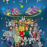 cartel de las fiestas de Butarque 2017