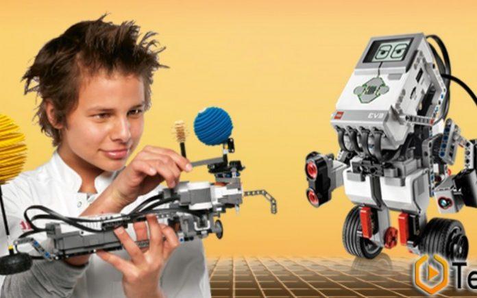 ROCKBOTIC, taller de robótica para niños