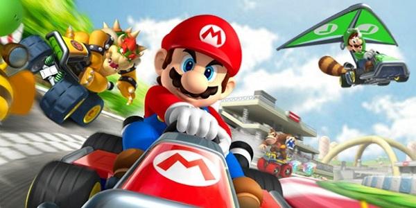 Campeonato Mario Kart en Óptica Los Rosales 2017