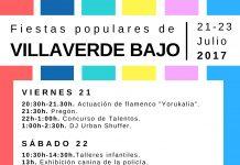 Fiestas Villaverde