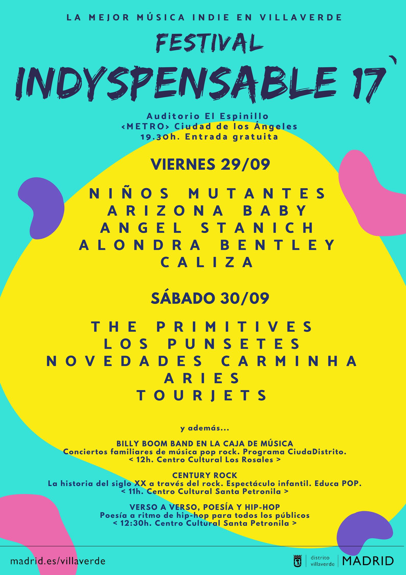 Indyspensable 2017