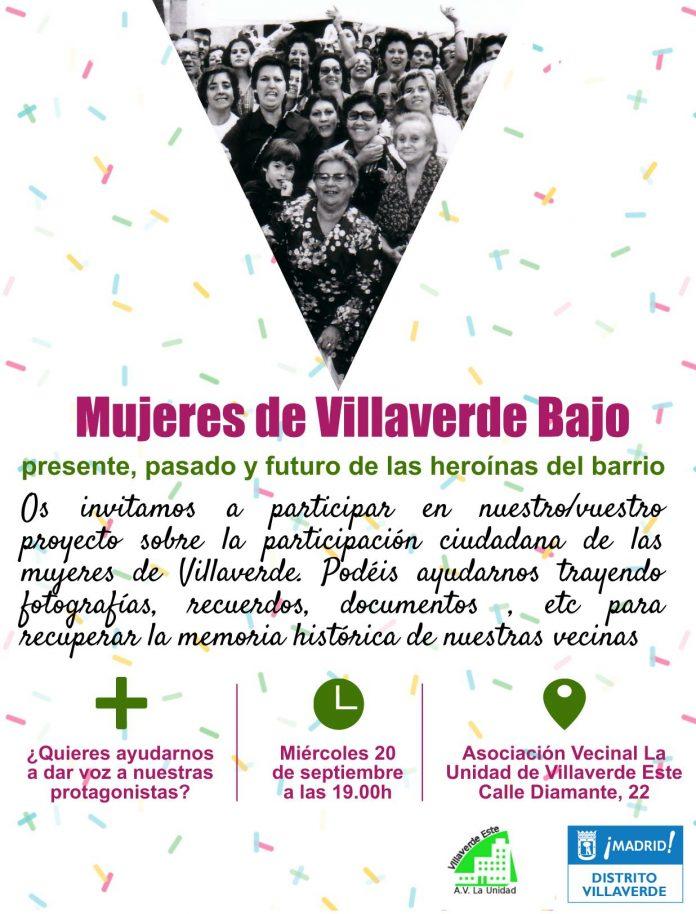 Mujeres de Villaverde: heroínas de barrio